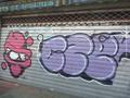 Graffiti avant